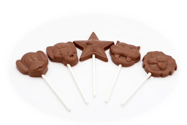 Lizalice čokoladne Hedona