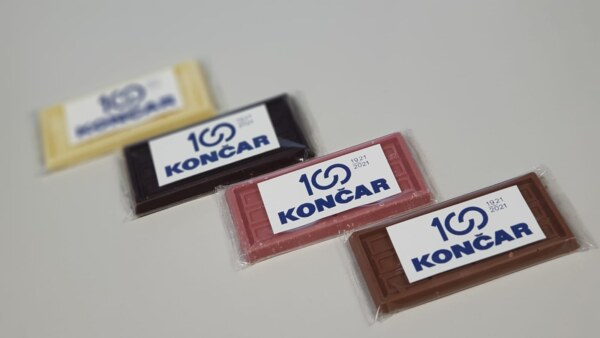 Ovo može biti Vaša čokoladica